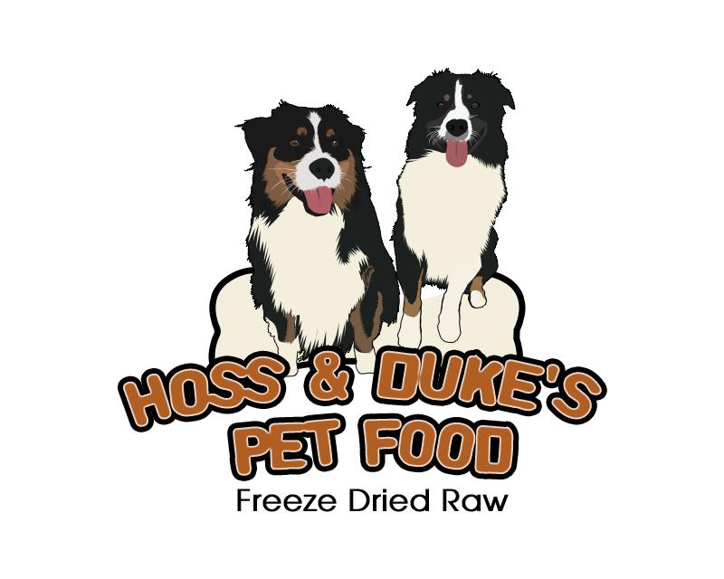Hoss & Duke's Pet Food Freeze Dried Raw Logo