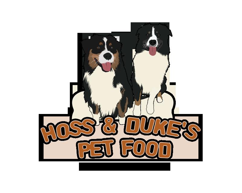 Hoss and Duke's Pet Food Freeze Dried Raw Logo