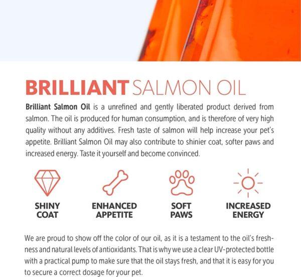 Brilliant Salmon Oil info 3
