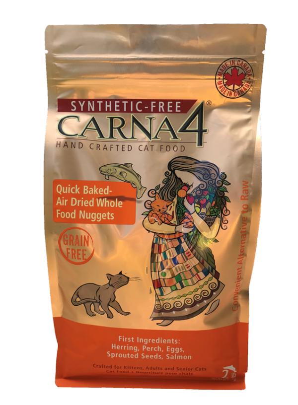 Carna4 Fish Cat Food