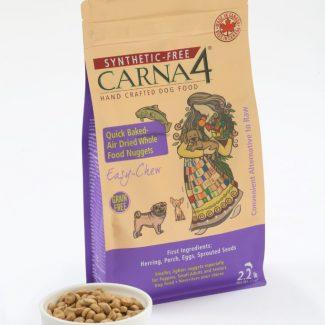 CARNA4 DOG FOOD - EASY-CHEW FISH FORMULA