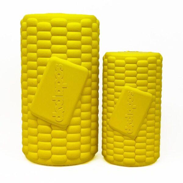 Corn Cob Treat Dispenser medium and large