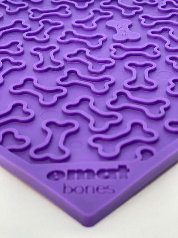 Bones Enrichment Licking Mat