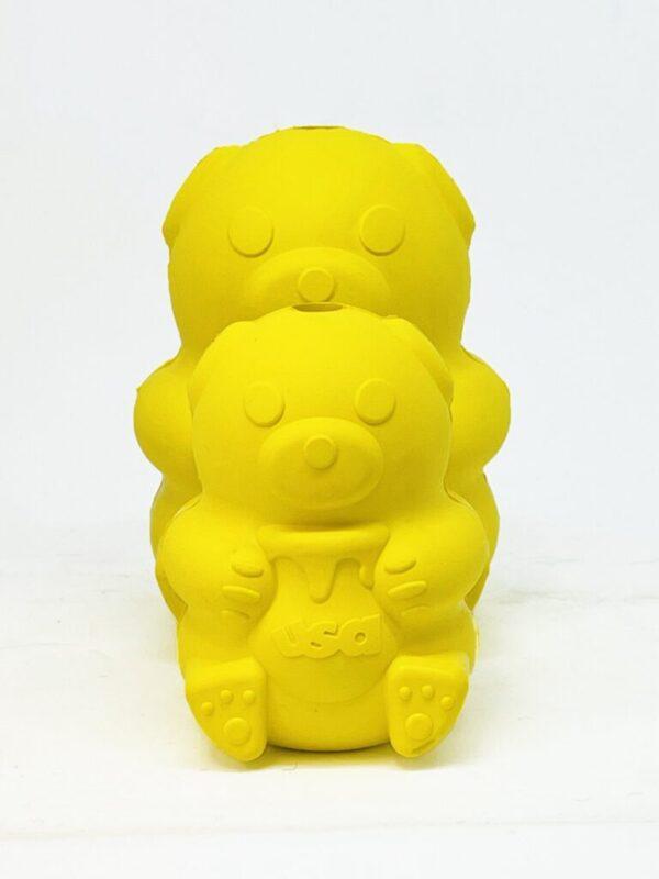 Honey Bear Treat Dispenser medium and large