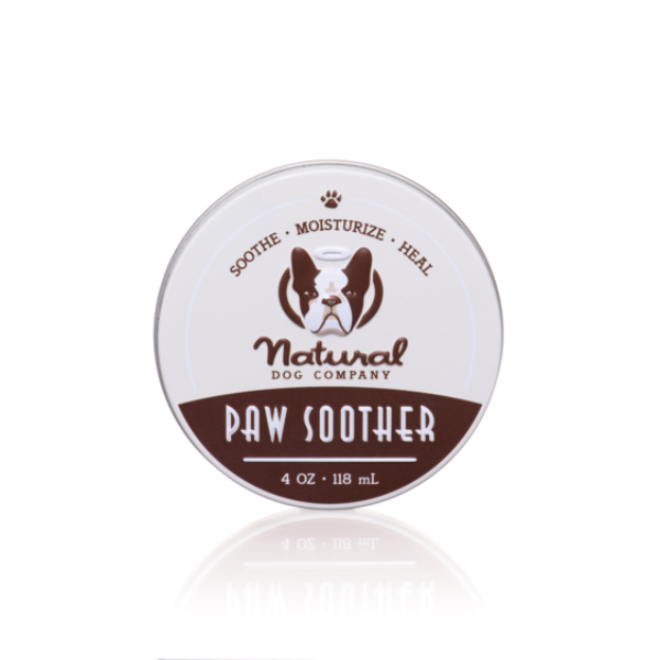 Paw Soother for Dogs 4oz tin