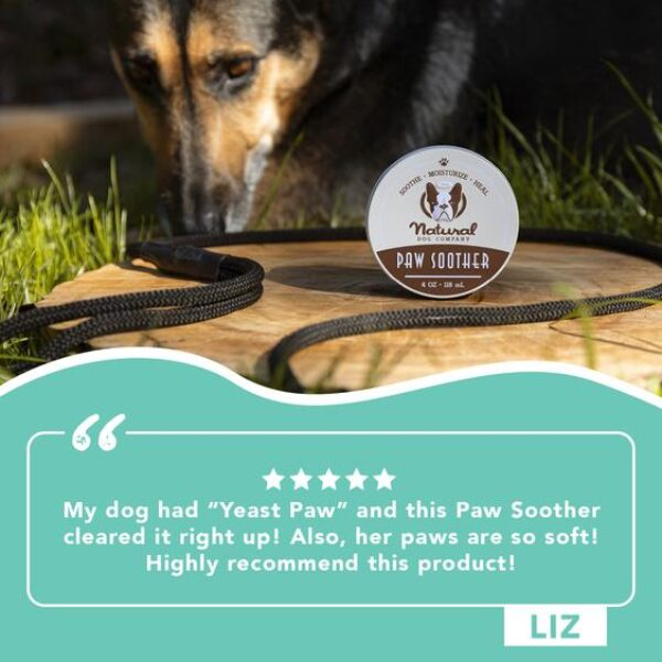 paw soother for dogs review