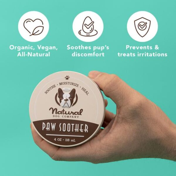paw soother for dogs information