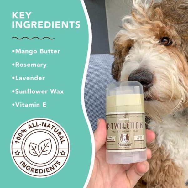 Pawtection for dogs ingredients