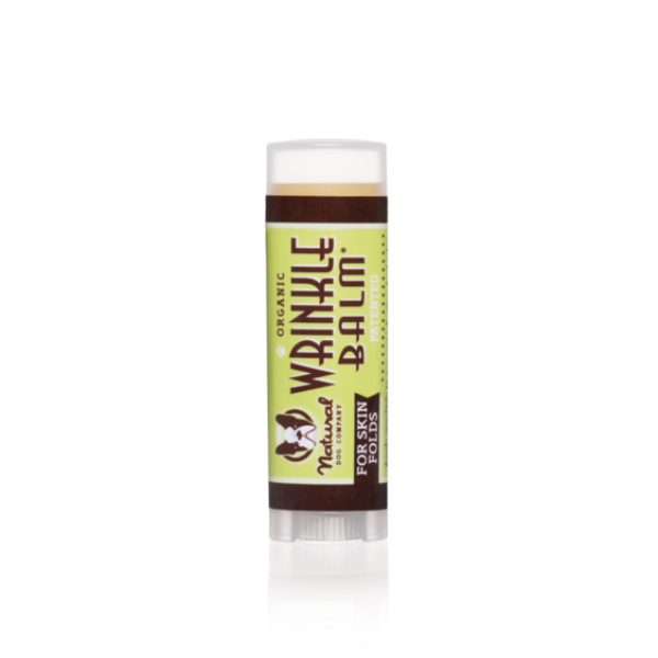 Wrinkle balm for dogs travel stick