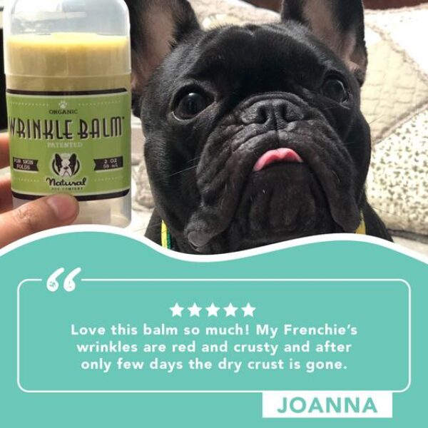 Wrinkle balm for dogs product review