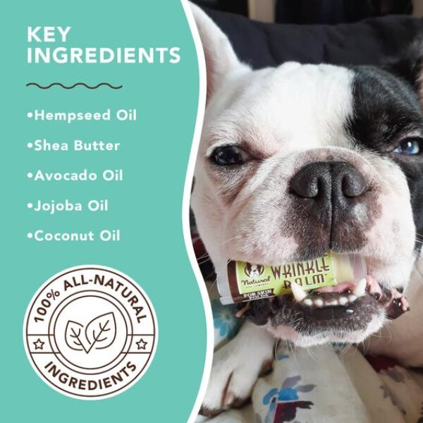 wrinkle balm for dogs ingredients