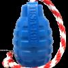 USA-K9 Grenade Dog Toy blue