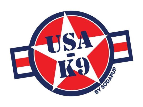 SP USA-K9 Stars and Stripes ball info 7