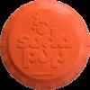 Bottle Top Dog Frisbee